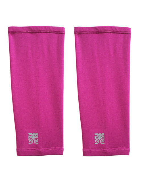 Shin Splint Sleeves - Pink