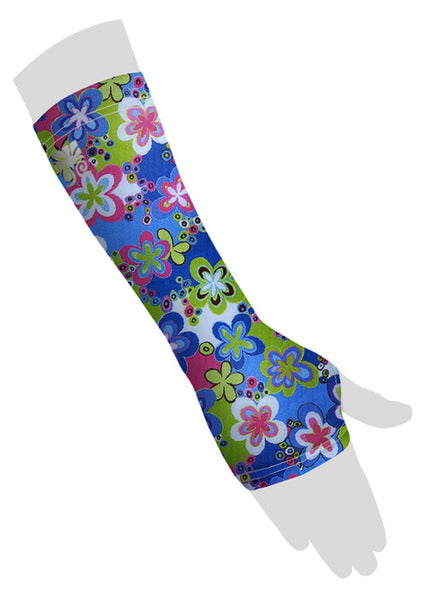 Wrist Brace Sleeves - Daisy Power