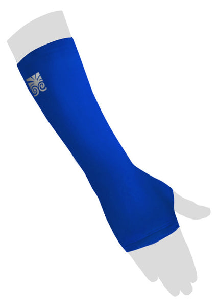 Wrist Brace Sleeves - Royal