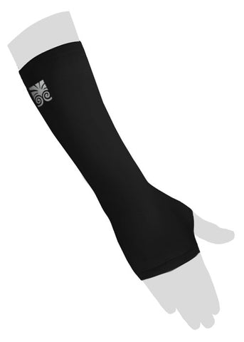 Wrist Cast Covers - Black