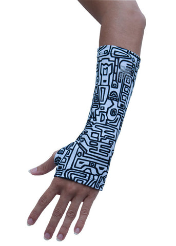 Wrist Sleeve Fashion - Aztec