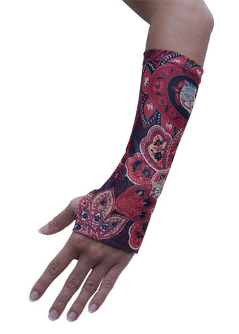 Wrist Sleeves - Lotus