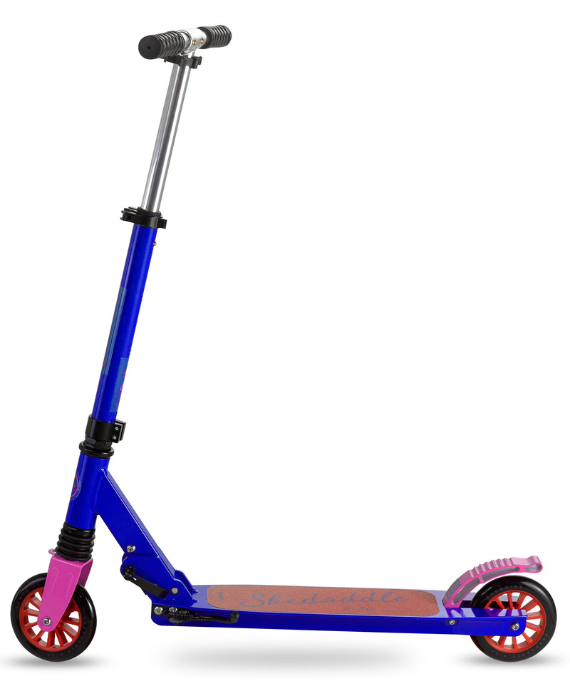 Adult & Child Two Wheel Kick Scooter