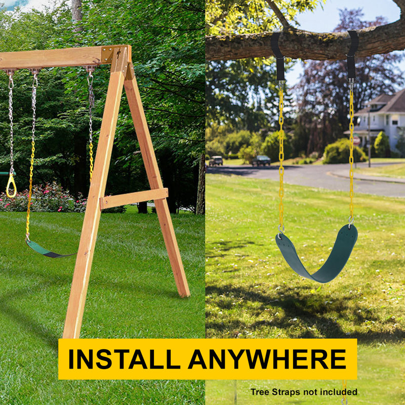Unisex Swing Chain Replacement for Swingset or Tree