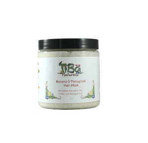 Banana and Fenugreek Hair Mask