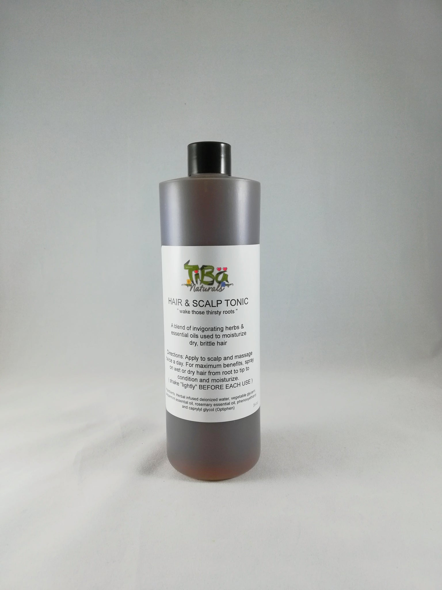 Hair and Scalp Tonic *REFILL*