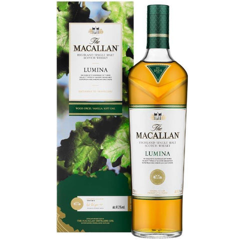 The Macallan Lumina Single Malt Scotch Whisky (700ml / 41.3%)