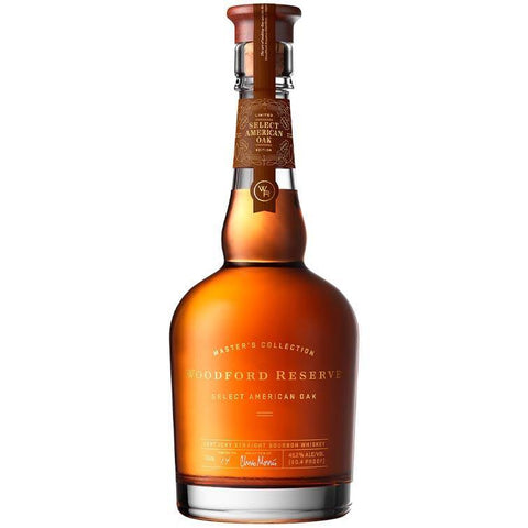 Woodford Reserve Master's Collection Select American Oak Bourbon Whiskey (750ml / 45.2%)