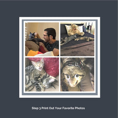 Step 3: Now pick out your favorite photos & print!
