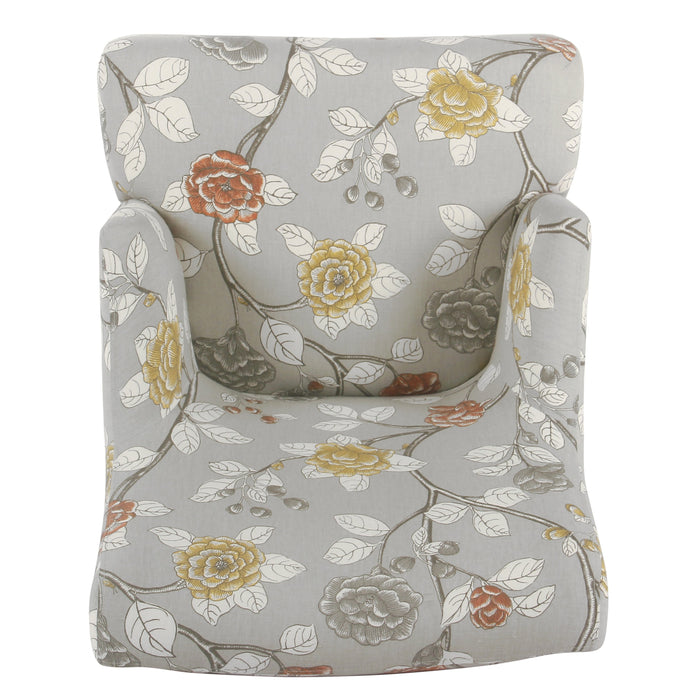 Anywhere Dining Chair - Dove Floral