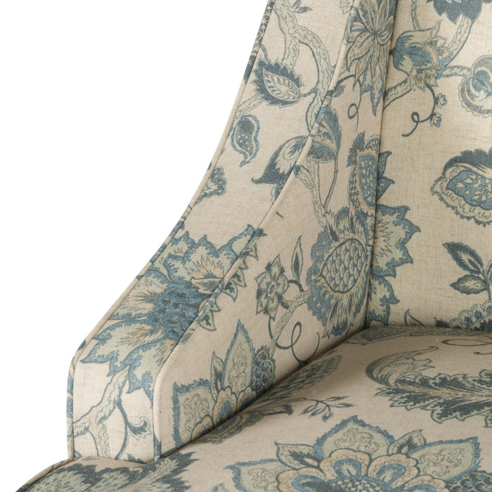 Lexie Swoop Arm Accent Chair