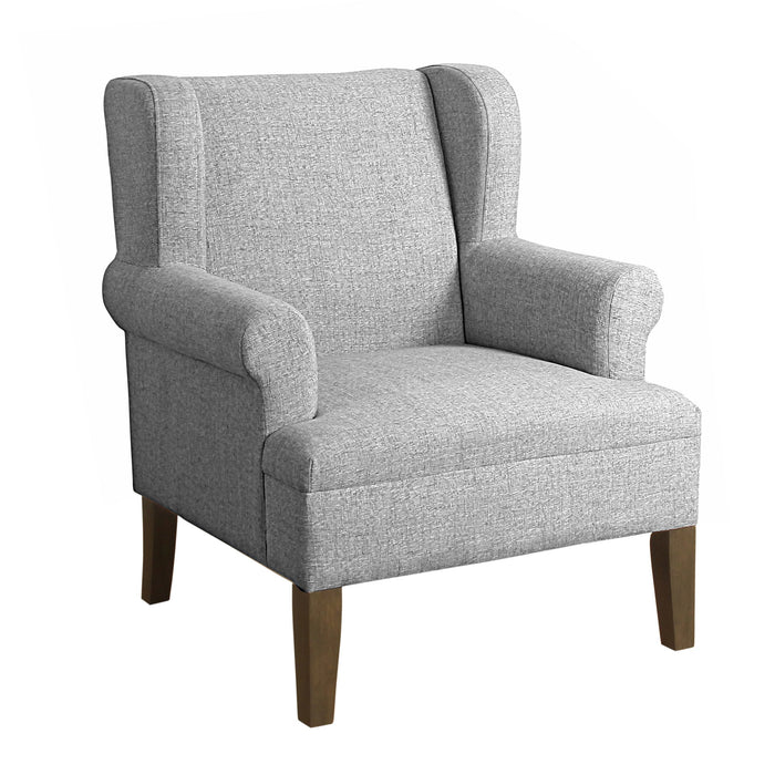 Emerson Wingback Accent Chair