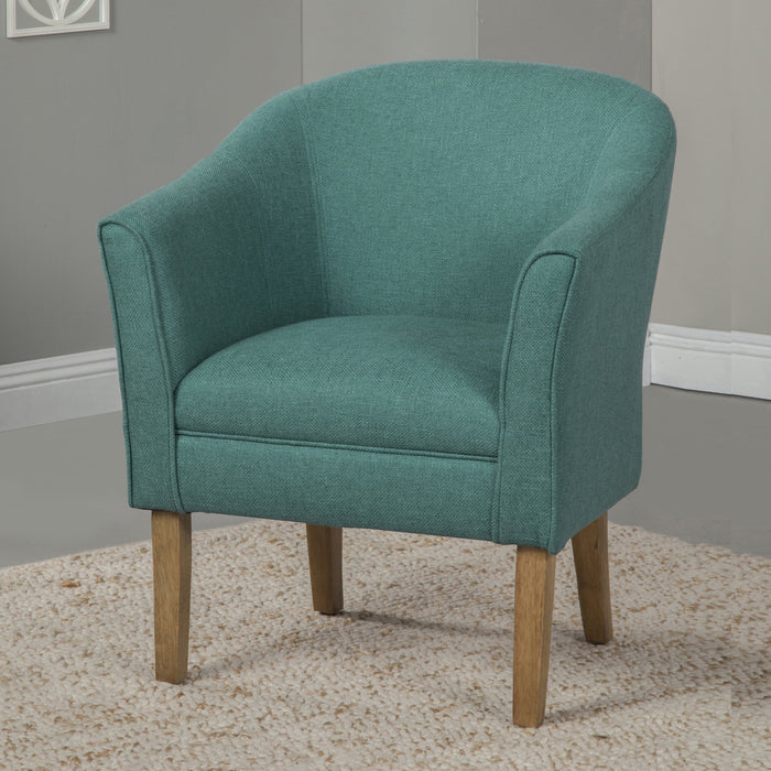 Chunky Textured Accent Chair