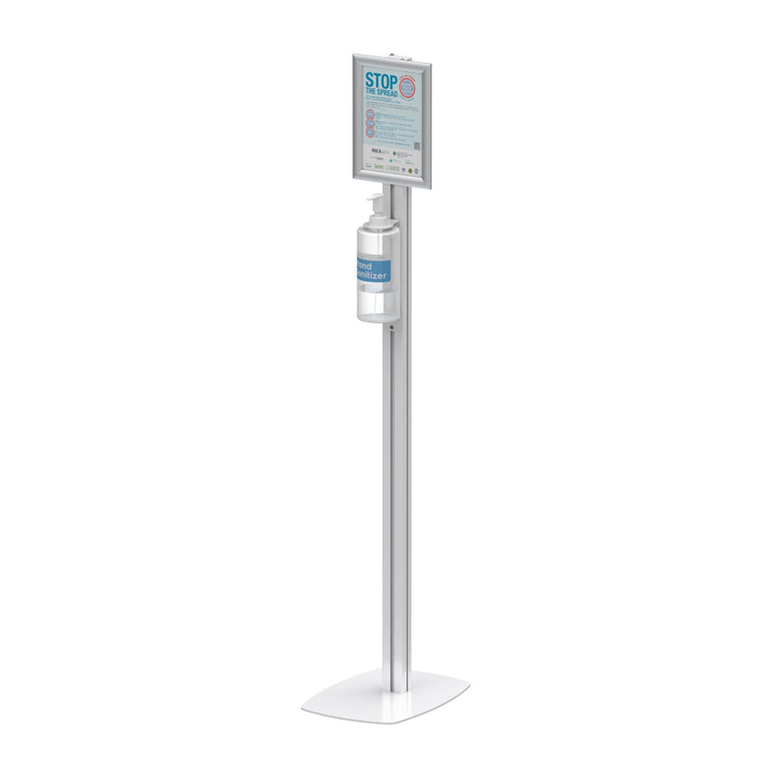 Hand Sanitizer Premium Dispenser Station Stand