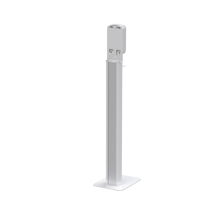 Hand Sanitizer Superior Dispenser Station Stand