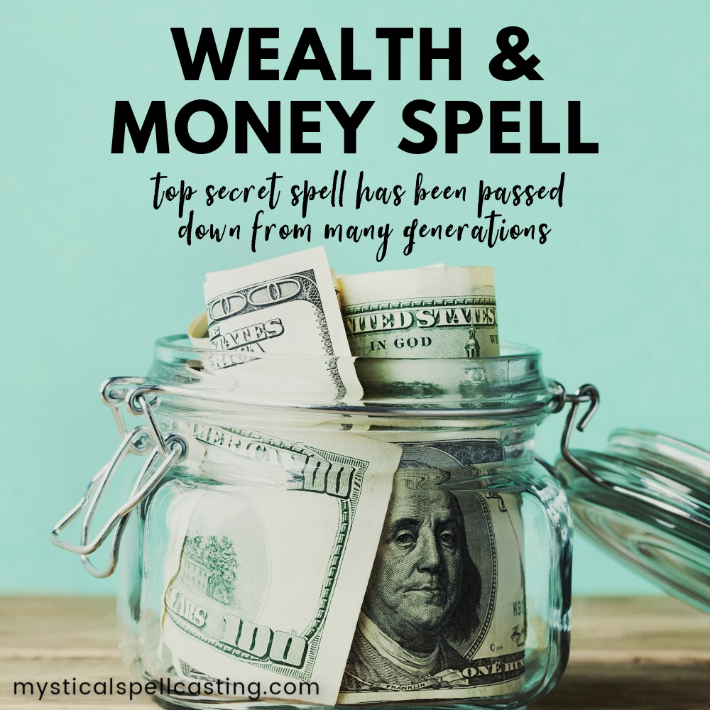 Business, Career, Money Spells