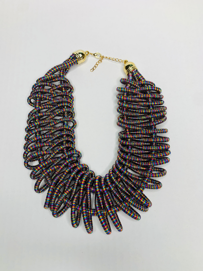 Sha Boing Boing Statement Necklace