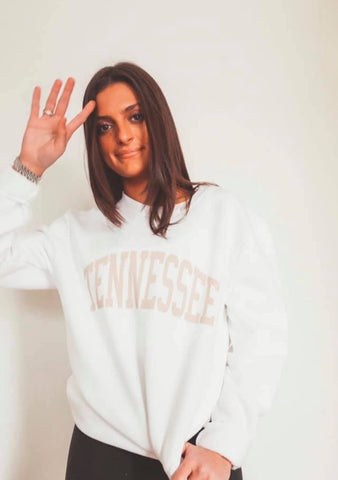 Charlie Southern: Tennessee Neutral Feels Sweatshirt