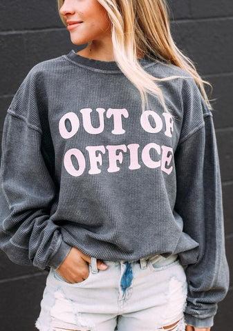Friday + Saturday: Out of Office