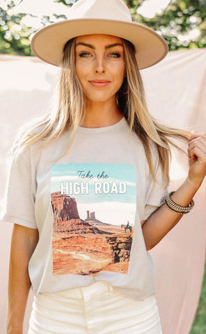 Charlie Southern: Take the High Road
