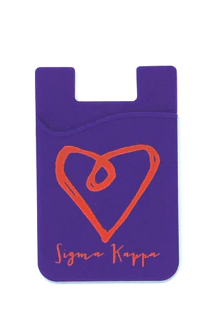 Sorority Cell Phone Wallet