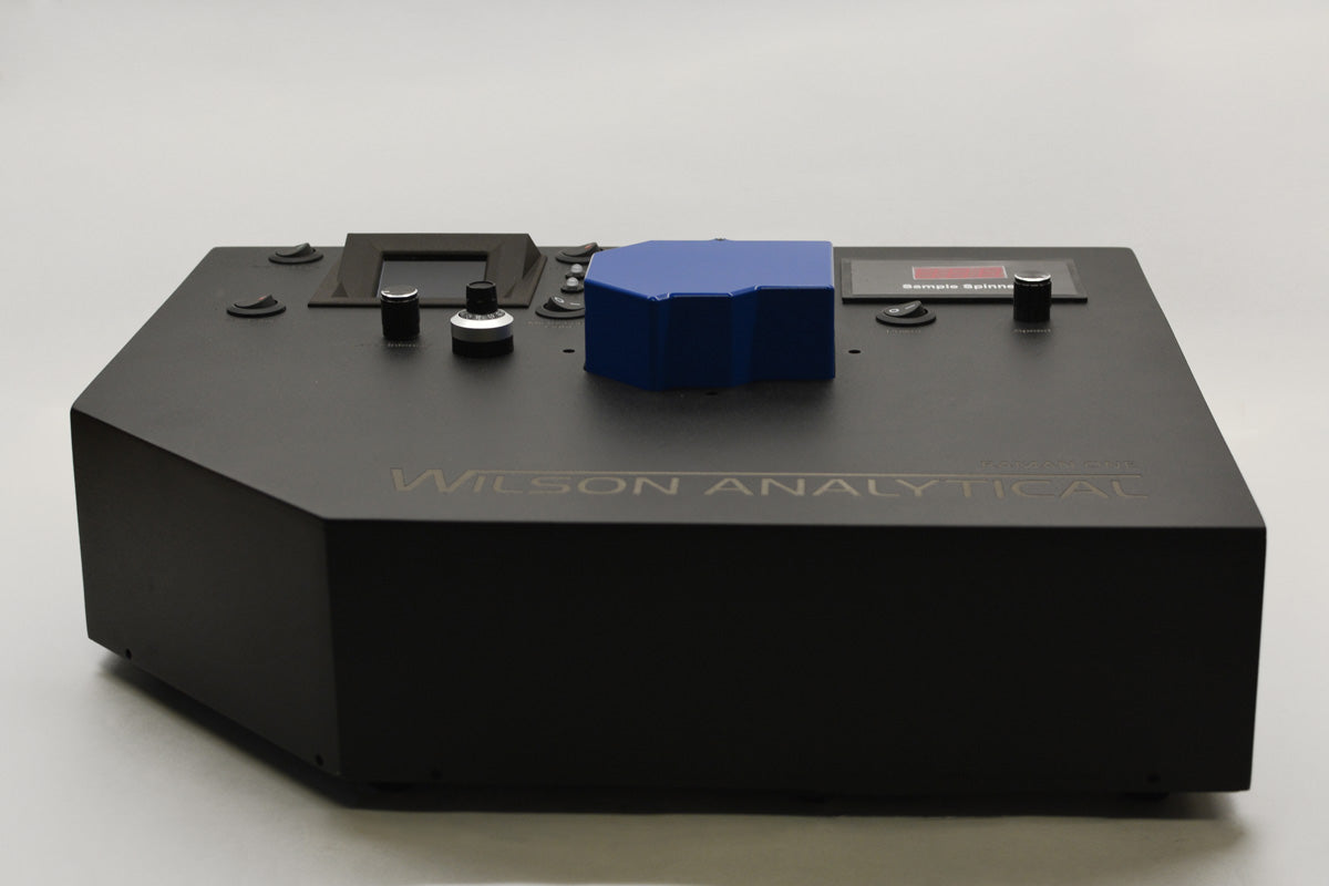 Front view of the Raman One