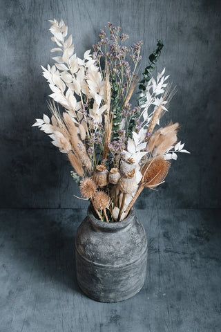 Grace preserved Ruscus bouquet