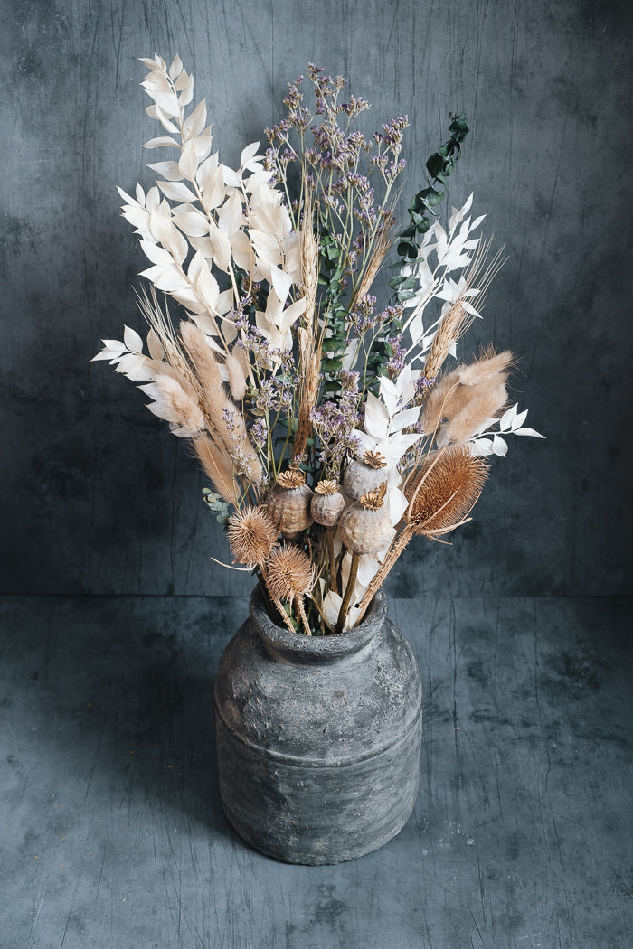 Dried Everlasting Dried Flower Bouquets Bunches Delivered Dried Flower Store