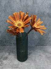 Load image into Gallery viewer, Preserved Protea Flowers - Natural orange