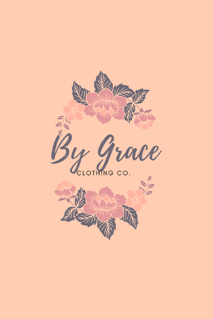 By Grace Clothing Co Gift Card