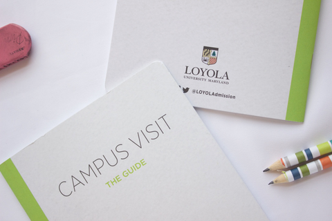 Campus Visit Notebook