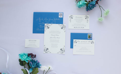 Morlock & Levett Wedding Stationery