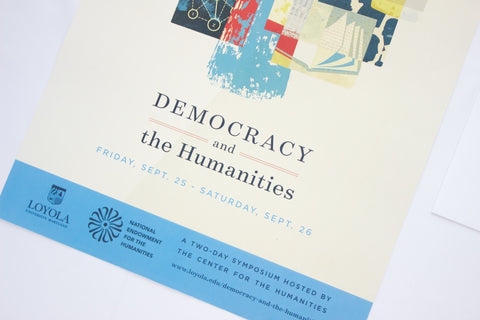Democracy in the Humanities Event