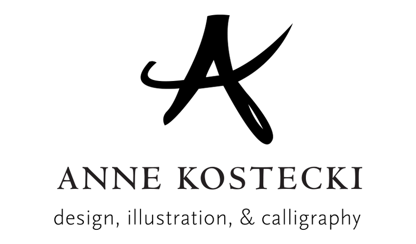 Anne Kostecki Design & Illustration