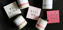 Load image into Gallery viewer, Valentine's Day Soy Candle Collection