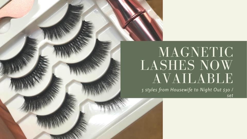 Magnetic Lash Box Set
