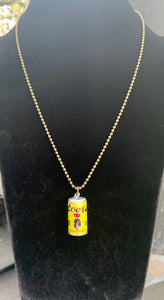 Coors necklace