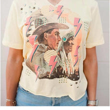 Load image into Gallery viewer, Lightning Cowboy Tee