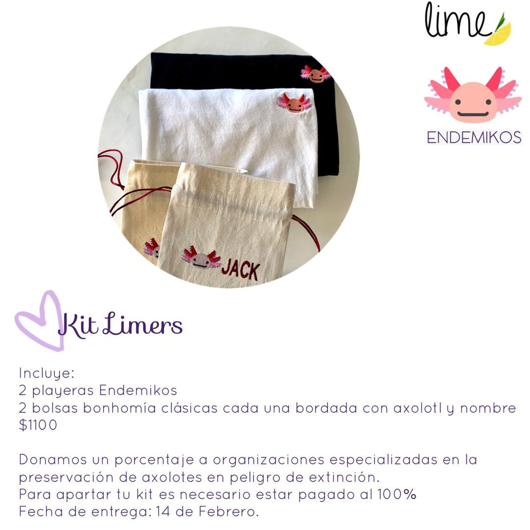 KIT LIMERS