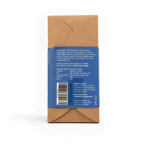 Load image into Gallery viewer, Bean & Goose Smokey Sea Salt Chocolate Bar
