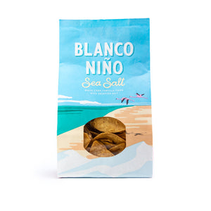 Load image into Gallery viewer, Blanco Nino Tortilla Chips: Sea Salt