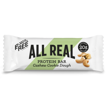 All Real Protein Bar: Cashew Cookie Dough 60g