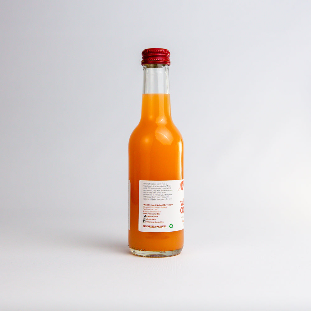 Pressed Irish fruit & vegetable juice