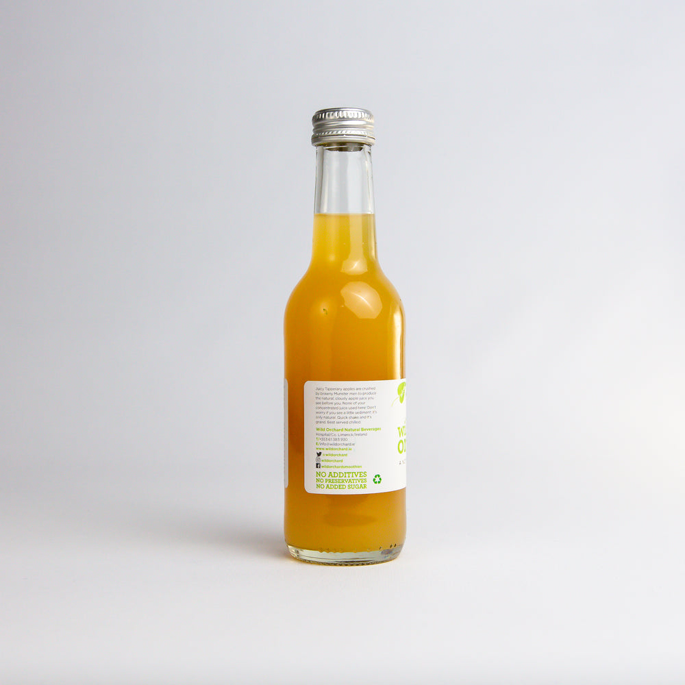 Pressed Irish Apple Juice
