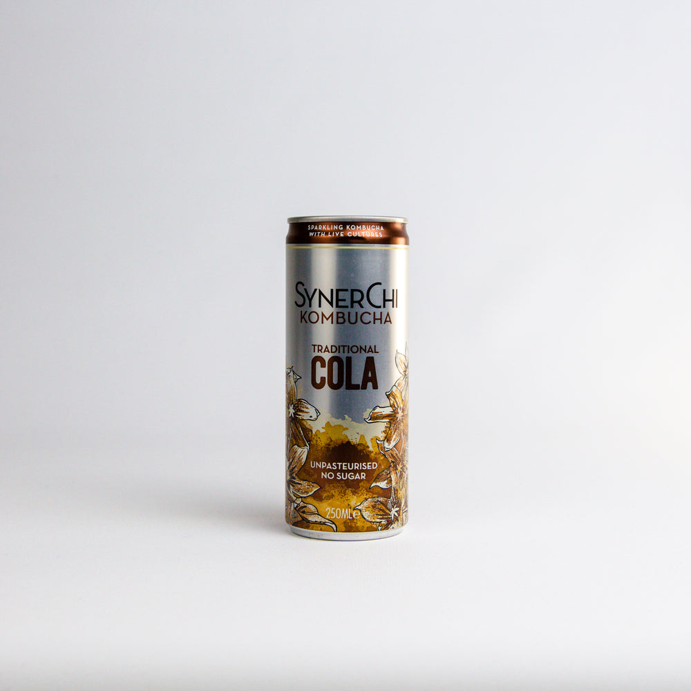 Artisan Craft Soda with Kombucha