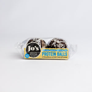 Load image into Gallery viewer, Jo's Absolute Nutrition Rawlos Protein Balls (Raw Nuts & Protein)