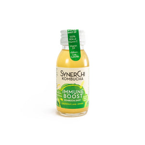 Load image into Gallery viewer, Synerchi Kombucha Shot: Immune Boost