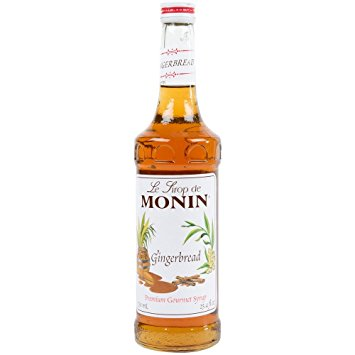 Monin Gingerbread Syrup 1L