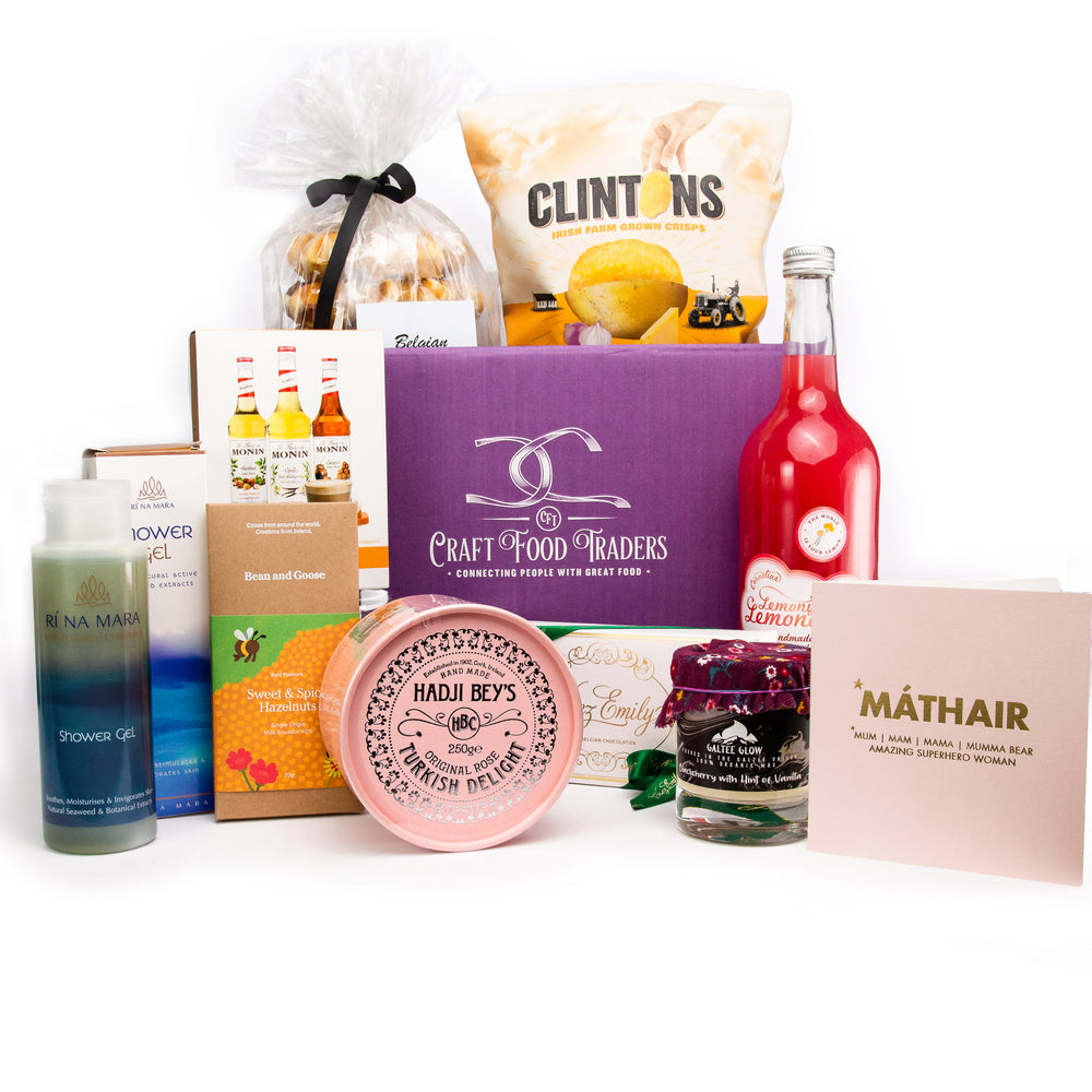 Craft Food Traders Really Love You Mam Mothers Day Gift Box