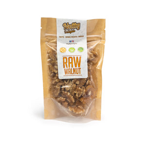 Load image into Gallery viewer, Nutty Delights : Raw Walnuts 70g